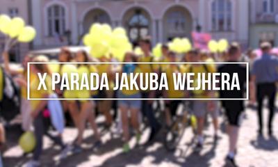 Parada Jakuba Wejhera 2018