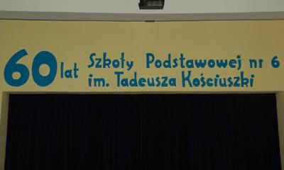 60-lecie szkoły Podstawowej nr 6 - 01.06.2011