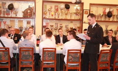 Walne zebranie Ochotniczej Straży Pożarnej w Wejherowie
