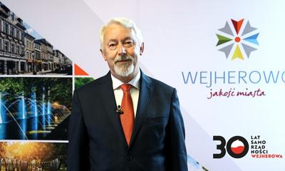 30 lat samorządności Wejherowa