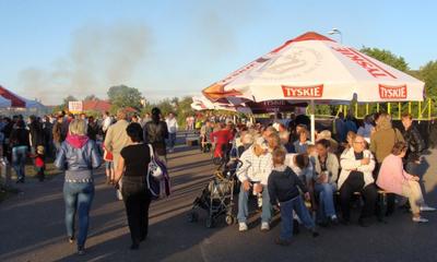 Sobótki na Śmiechowie przy ul. Konopnickiej - 23.06.2010