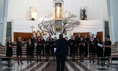 Krajowe tourne Cantores Veiherovienses