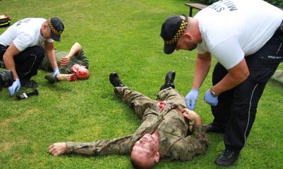 Szkolenie Straży Miejskiej