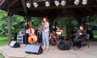 Koncert w parku - Trio De Triville - 12.07.2015