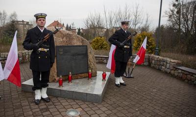 73. rocznica zakończenia działań wojennych w Wejherowie