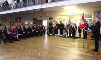 Dzień Niepodległości w SP5 w Wejherowie