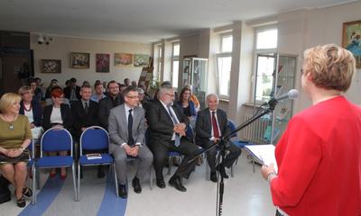 Tydzień Bibliotek – promocja Wejherowskiego Rocznika Kulturalnego