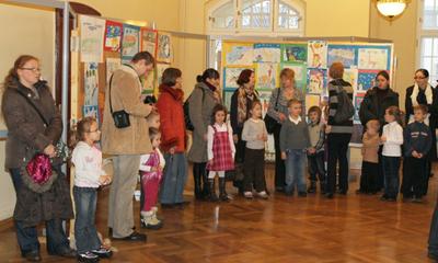 Konkurs plastyczny dla dzieci - 13.01.2011