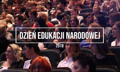 Dzień Edukacji Narodowej 2018 w Wejherowie