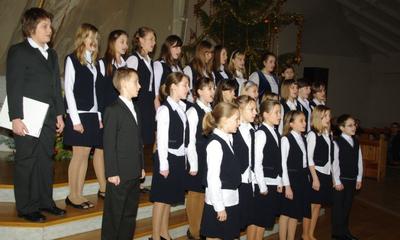 Koncert kolęd w Kościele pw. NMP Królowej Polski - 16.01.2011