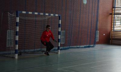 Halowy turniej piłkarski szkół o Puchar Prezydenta Wejherowa - 30.03.2012