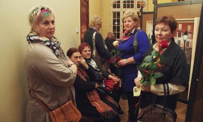 Wystawa z okazji 5-lecia Stowarzyszenia Plastryków im. Stefana Lewińskiego - 23.11.2012