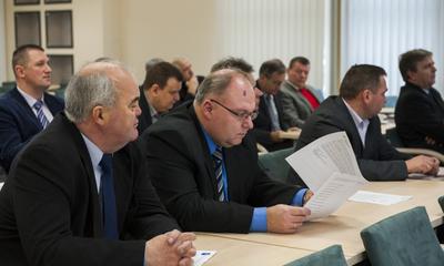 Spotkanie w sprawie likwidacji biura Energa w Wejherowie – 30.01.2014