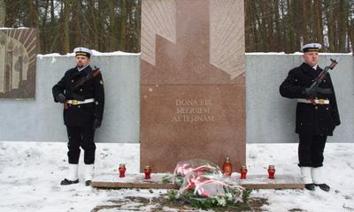 68 rocznica wyzwolenia Wejherowa - 12.03.2013