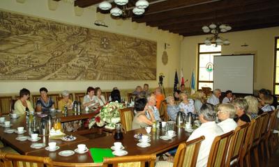 Laureaci konkursu na najpiękniejszy ogród i balkon - 31.07.2012