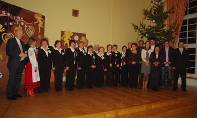 Spotkanie noworoczne Zrzeszenia Kaszubsko-Pomorskiego w Wejherowie - 12.01.2013