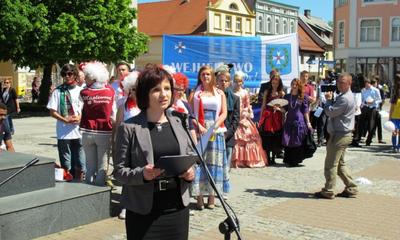 Parada Młodzieży ZSP nr 4 z okazji Dnia Jakuba - 25.05.2012