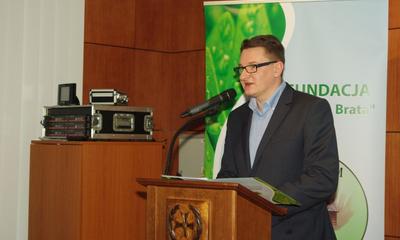Konferencja w Filharmonii Kaszubskiej nt. leczenia stwardnienia rozsianego - 01.02.2014