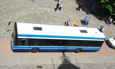 Kolejny nowy autobus MZK - 10.06.2013