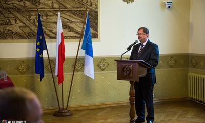 Uroczysta sesja Rady Miasta Wejherowa - 27.05.2014