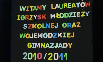 Podsumowanie roku sportowego 2010-2011 - 15.06.2011