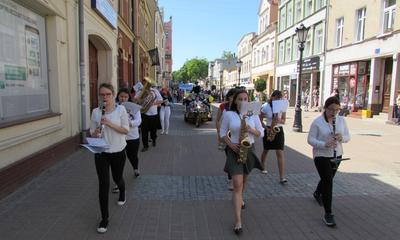 Parada Młodzieży ZSP 4