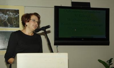 V Wejherowski Konkurs Literacki Powiew Weny - 05.11.2010