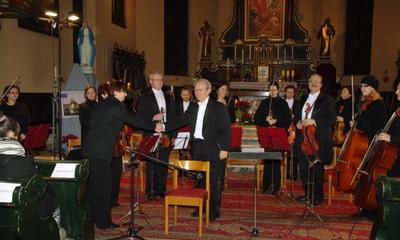 Koncert Wigilijny w kolegiacie Polskiej Filharmonii Kameralnej w Sopocie - 18.12.2011