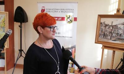 Otwarcie Biblioteki Powiatowej w Wejherowie - 05.12.2015