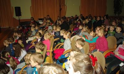 Przedstawienie Cynamon i Trusia - 15.02.2013