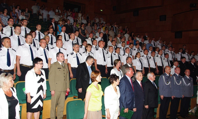 Święto Policji w Filharmonii Kaszubskiej - 22.07.2013