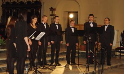 Koncert-nabożeństwo w kolegiacie -15.02.2013
