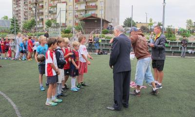 Finał Turnieju Lato z Piłką 2013 - 19.07.2013