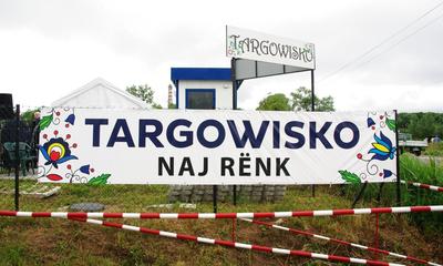 """Otwarcie Targowiska """"Naj Renk"""" na ul. Przemysłowej"""