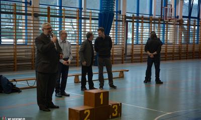 Mistrzostwa Powiatu Wejherowskiego Szkół Podstawowych w Halowej Lekkoatletyce - 26.01.2016