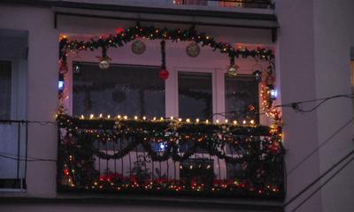 Najładniejsze dekoracje świąteczne - 03.01.2011