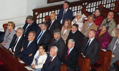Zjazd Rodu Trzebiatowskich w Wejherowie - 14.09.2013