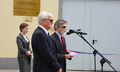 Konferencja OPEC z okazji uruchomienia nowego bloku ciepłowniczego w Wejherowie - 05.06.2013
