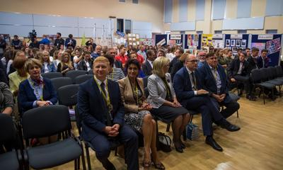 10-lecie Powiatowego Zespołu Placówek Oświatowych w Wejherowie