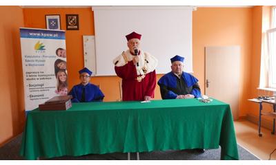 Dyplomy ukończenia KPSW