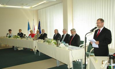 Uroczysta Sesja Rad Miasta Małego Trójmiasta Kaszubskiego 21.06.2010