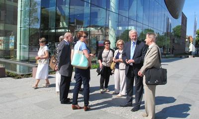 Wizyta ubranistów pomorskich w Wejherowie - 19.06.2013