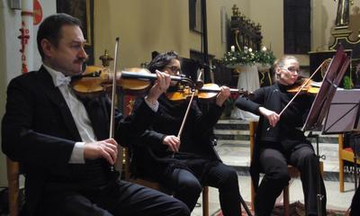 Koncert Wigilijny w kolegiacie - 16.012.2012