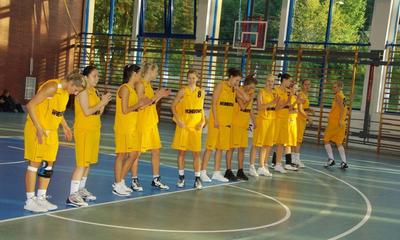 GTK Wejherowo-AZS II Gorzów Wlkp. - 03.10.2010