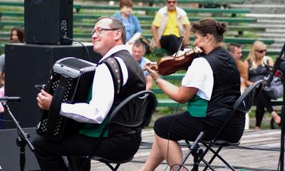 Gdańska Orkiestra Ogrodowa w Amfiteatrze