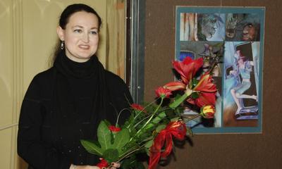 Wystawa komiksów Aleksandry Spanowicz (ratusz) - 26.11.2010