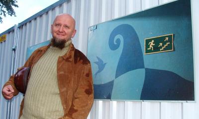Otwarcie wystawy fotografii wielkogabarytowej o WCK Artura Wyszeckiego -02.09.2010