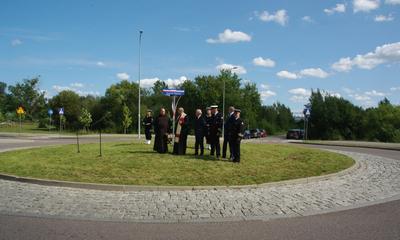 Rondo 11 Pułku Łączności Marynarki Wojennej
