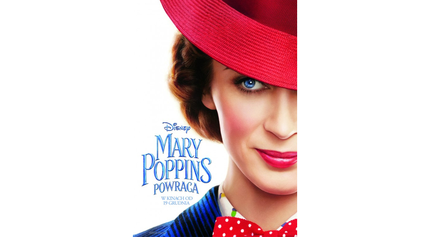 Mary Poppins powraca 2D dubbing