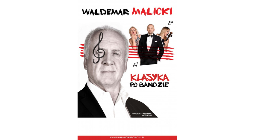 Waldemar Malicki- Klasyka po bandzie / Agencja: Eskander